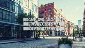 Transforming New York Real Estate in 2021